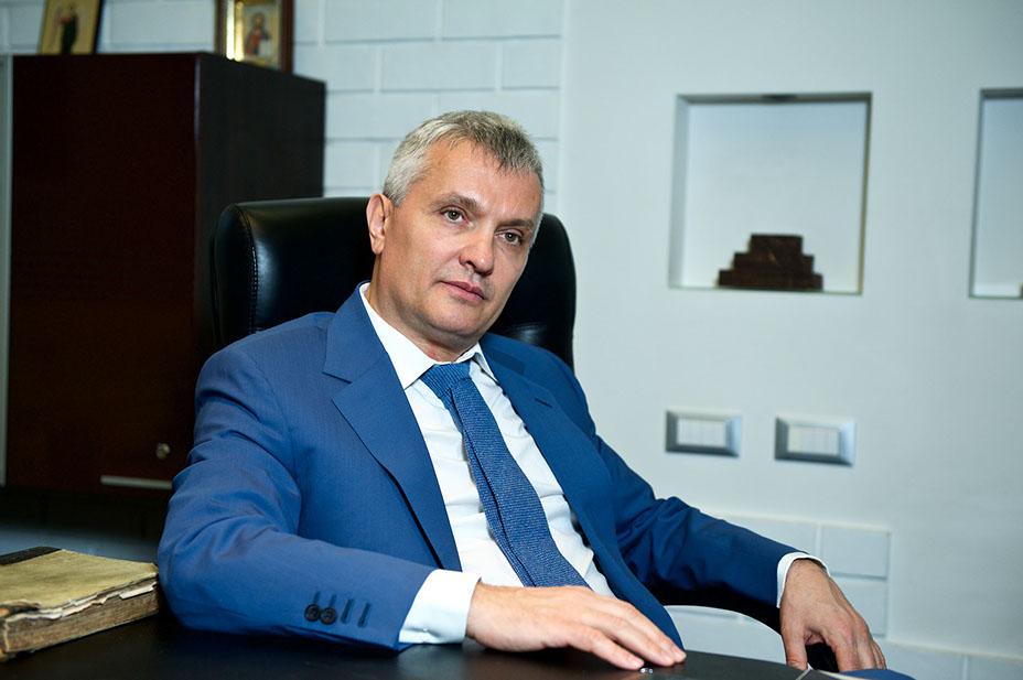 Инвестор  Игорь Кушнарев