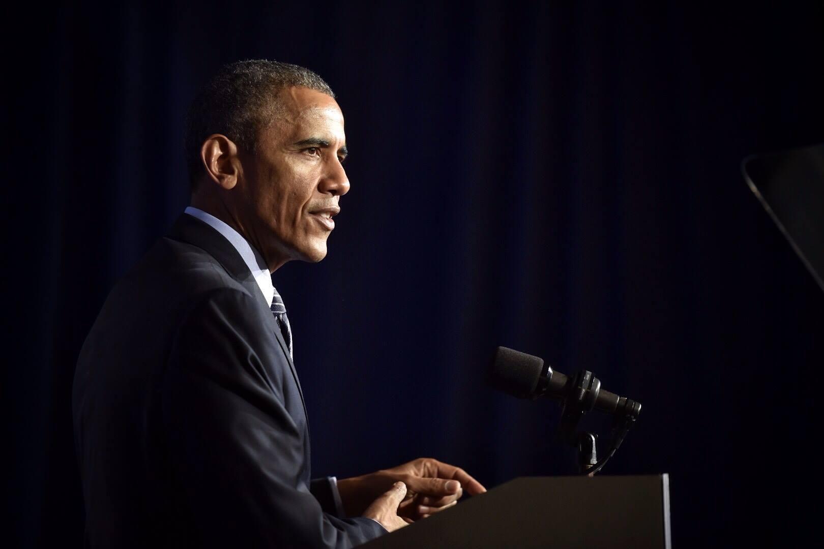 А напоследок я скажу… О чем говорил Обама?