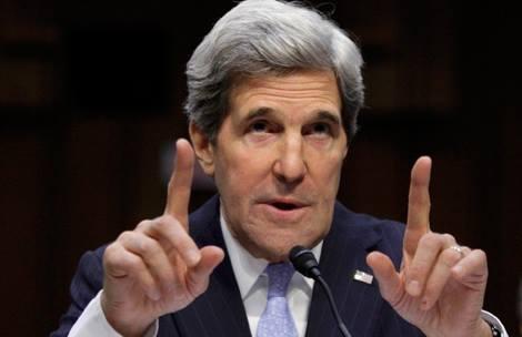 Джон Керри официально подал в отставку