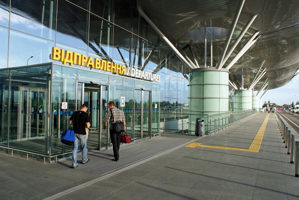 Kiev Airport is closed