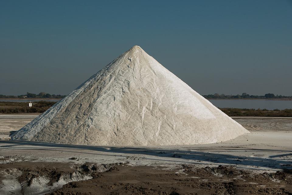 Salt export to Europe has increased